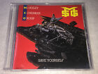 McAuley Schenker Group ‎– Save Yourself TOCP-5997 Picture CD JAPAN CD G7