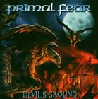 PRIMAL FEAR Devil's Ground (CD 2004) Heavy Metal Album 12 Songs Made Argentina