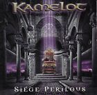 KAMELOT Siege Perilous (CD 1998) Made In USA Heavy Metal 10 Songs