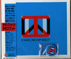 Chickenfoot Chickenfoot III + Badge CD album (CDLP) Japanese IECP-10244