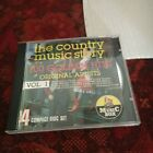 THE COUNTRY MUSIC STORY. VOL 1. 1 DICS. 25 SONGS