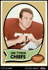 1970 Topps Football Cards 5