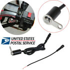 1 Pc Weatherproof One Button Self-return Reset AS Horn, Engine Power Kill Switch