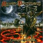 MYSTIC PROPHECY Satanic Curses (CD 2007) 12 Songs Heavy Metal Made in Germany