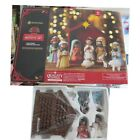 Members Mark 11pc Nativity Set Hand Painted Figurines Sold Out