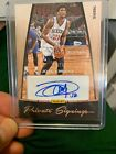 2017 Panini NBA Finals Private Signings Basketball Cards 19