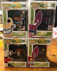 Funko Pop! Ahh Real Monsters Complete Set