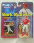 STARTING LINEUP MARK MCGWIRE 1999 SPECIAL EDITION 62 HOME RUNS