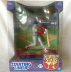 STARTING LINEUP MARK MCGWIRE STADIUM STARS 1999 ST. LOUIS CARDINALS HASBRO