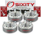 4pc 2 Wheel Spacers for Mitsubishi Eclipse Galant Adapters Lugs Stud 5x1143 kd