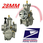 28mm Super Performance Power Carburetor for 2 Stroke Cycle 80-350cc Motorcycle