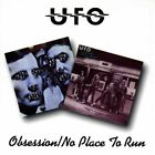UFO : Obsession/No Place to Run CD Value Guaranteed from eBay's biggest seller!