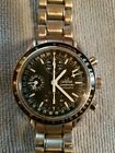 Omega Speedmaster Stainless Steel Automatic Mens Watch Apollo Moonwatch