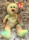 Extremely Rare Peace TY Beanie Baby with Multiple Errors - Mint Condition