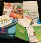 Weight Watchers Points Plus Deluxe Member Starter Kit Cookbook Trackers 2012