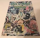 Rick and Morty Pocket Like You Stole It 1 Variant SDCC 2017 Exclusive Signed