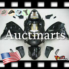 For Suzuki TL1000R 1998-2003 Fairing Bodywork ABS Plastic Kit Plain Black 2n9 PA