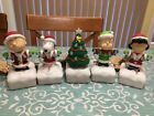 Hallmark Christmas Peanuts Light Show Charlie Brown Lucy Woodstock Linus Snoopy