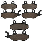 Front (Left and right) Brake Pads For GOES G 520 UTX (Side x Side) 2010-2011