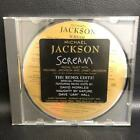 Michael Jackson & Janet SCREAM Special Remix Promotion CD Rare Limited
