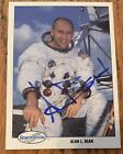 Alan Bean Astronaut Died 2018 Apollo 12 1991 Autographed Signed Card