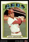Dave Concepcion Cards, Rookie Cards and Autographed Memorabilia Guide 19