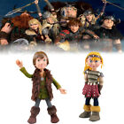 How To Train Your Dragon 3 Plush Toy Hiccup Astrid Filling Soft Doll Kid Gift US