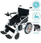 2019 UPDATED EElectric Wheelchair Foldable Electric Power Wheelchairs