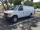 2007 Ford E-Series Van e350 below $10000 dollars