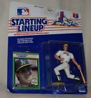 1989 STARTING LINEUP 84860  - JOSE CANSECO * OAKLAND ATHLETICS - *NOS* SLU