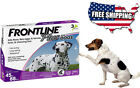 Frontline Plus for dogs 45 to 88lbs 3 doses NIB