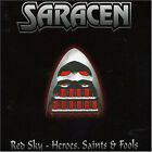 Saracen : Red Sky/Heroes, Saints & Fools CD 2 discs (2006) Fast and FREE P & P