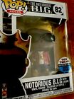 Funko Pop Rocks The Notorious BIG 82 Toy Tokyo Exclusive NYCC soft protector