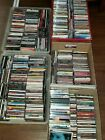 CD Music Lot Of 675 Classic Rock, Pop, MP Soundtracks & More, Many Early Release