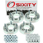4pc 5x1143mm to 5x1397mm Wheel Spacers Adapters 125 for Mitsubishi hp