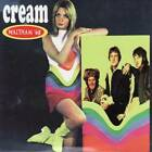 Cream Waltham USA 1968 Aapril Eric Clapton New press Paper Cover 2 x CD Music
