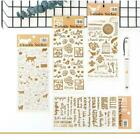 1 Set Cute Stickers Kawaii Stationery DIY Scrapbooking Diary Stickers Label H3Z3