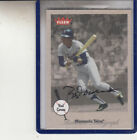 2002 FLEER GREATS OF THE GAME ROD CAREW