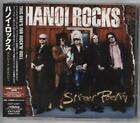Hanoi Rocks Street Poetry CD album (CDLP) Japanese promo VICP-63921 VICTOR