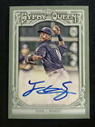 2013 Topps Gypsy Queen Autographs Guide 84