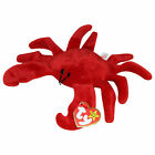 Ty Beanie Baby Digger red - MWMT (Crab 1996) -  (SP)