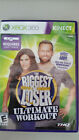 Xbox 360  The Biggest Loser Ultimate Workout Complete CIB