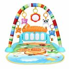 Baby Gym Floor Play Mat Activity Center Kick and Play   Sit and Play with Piano