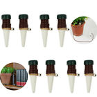 8X Garden Plant Automatic Probes Flower Waterer Self Watering Spikes 700mm Cable