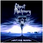 Ghost Machinery-Out For Blood CD NEW