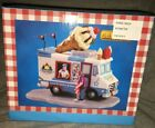 LEMAX VILLAGE AMERICANA SUMMER CARNIVAL ICE CREAM TRUCK NEW IN BOX FREE SHIPPING
