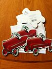 HALLMARK KIDDIE CAR CLASSIC LOT OF MISC ITEMS - gift bags, cards, magnets, signs