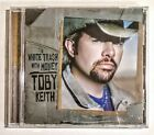 Toby Keith : White Trash With Money CD (2006) FREE SHIPPING