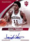 2016 Panini Indiana Hoosiers Collegiate Trading Cards 9