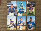 NY Mets Autograph - Postcards - 70 different - see list